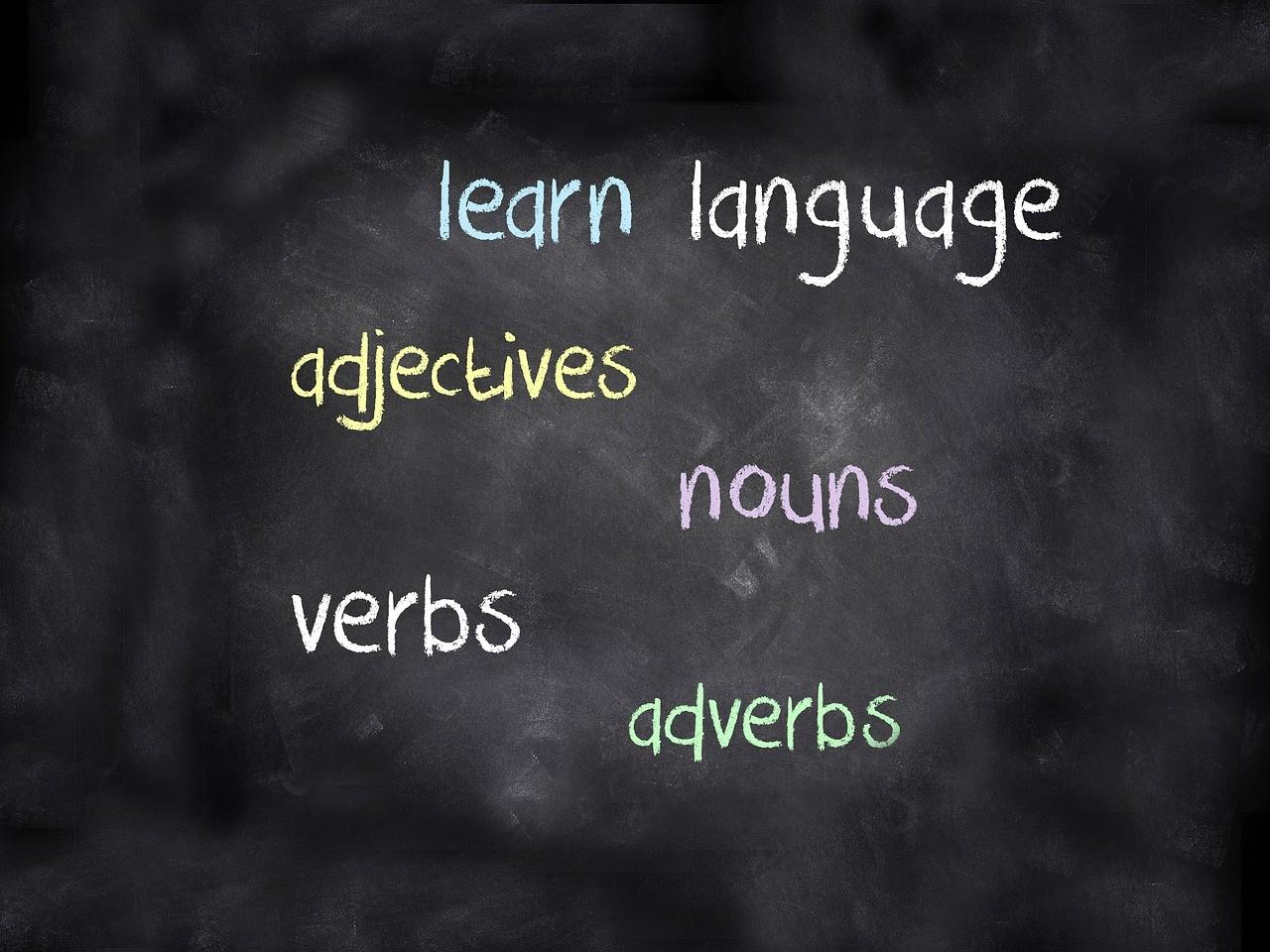 品詞の種類
