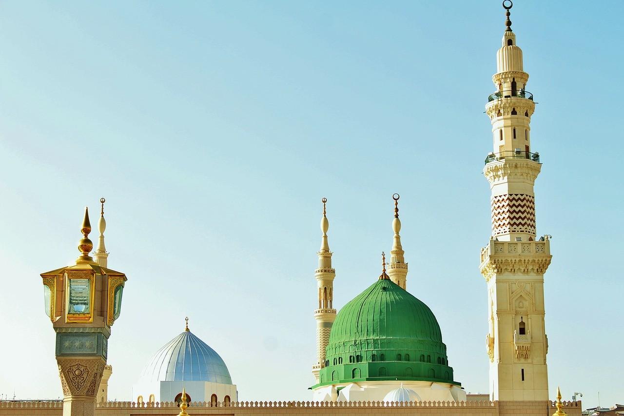 イスラム圏の建物