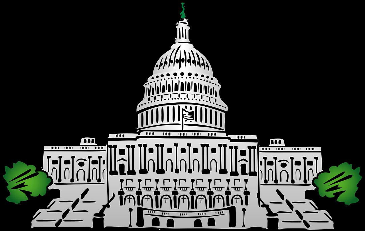 国会議事堂的なイラスト