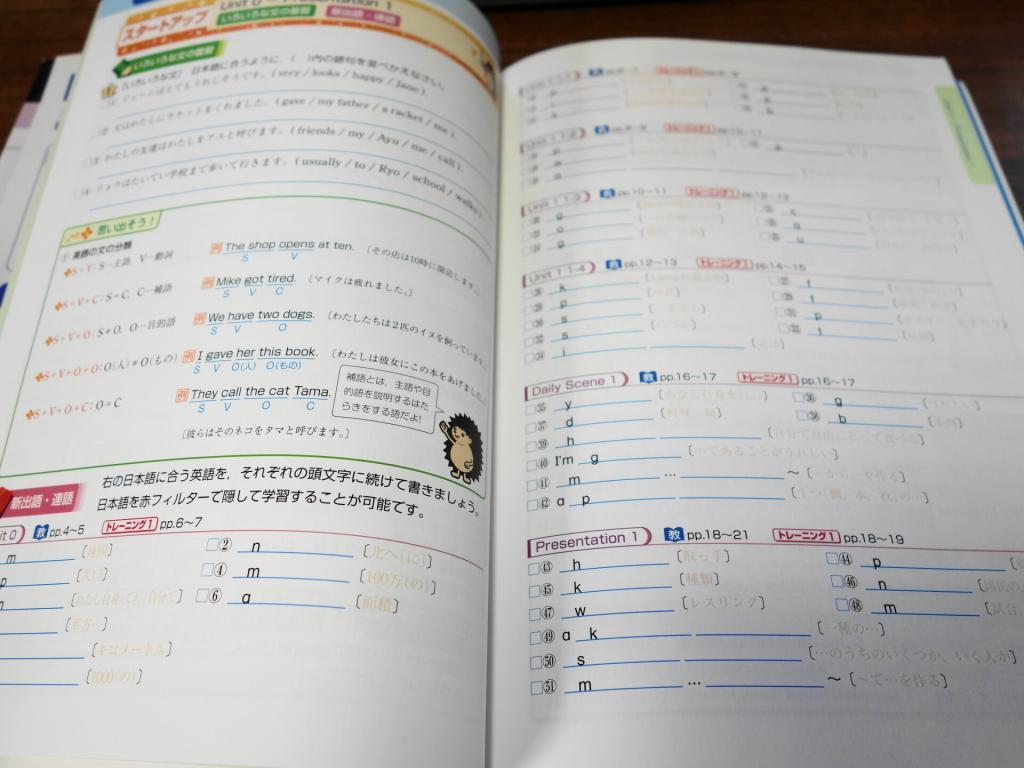 教科書ガイドのスタートアップ