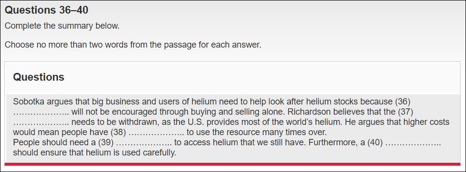 パッセージ3の問題例3