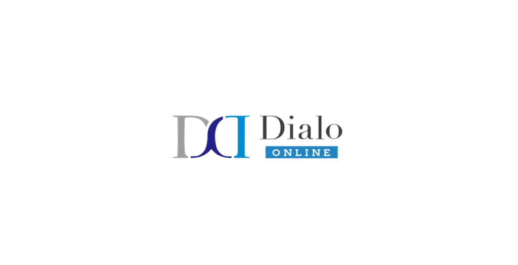 Dialo onlineのロゴ
