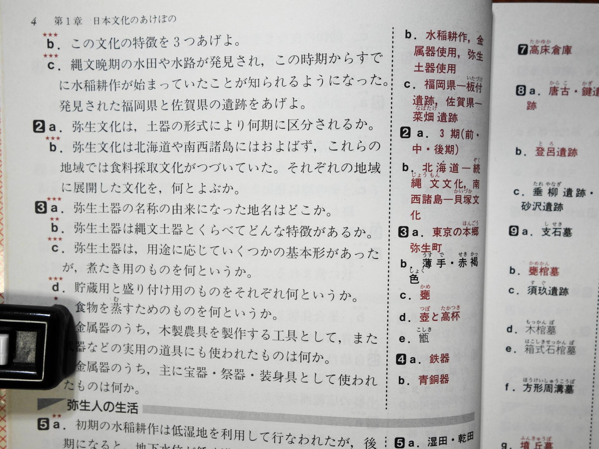 山川出版社の参考書